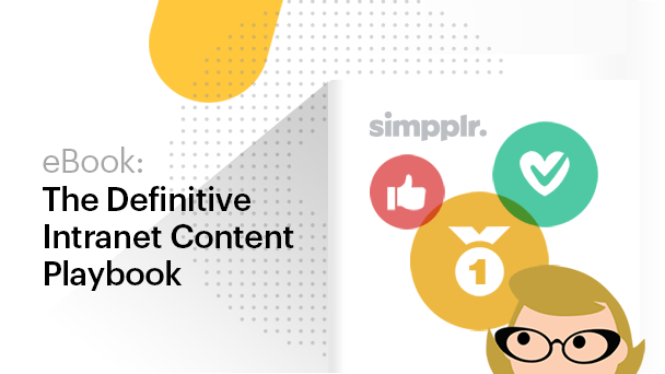 The Definitive Intranet Content Playbook