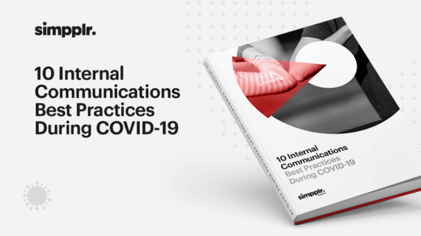 internal communications best practices covid-19