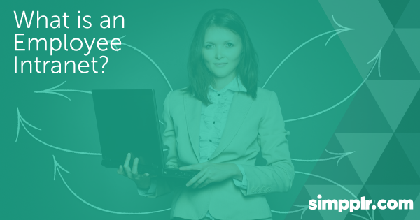 What is an employee intranet?