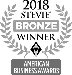 Stevie Bronze Winner - American Business Awards